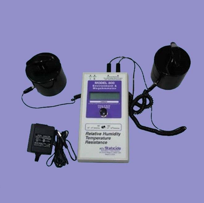 شحن مجاني المنتج الأصلي ACL-800 جهاز اختبار المقاومة سطح المطرقة الرقمية