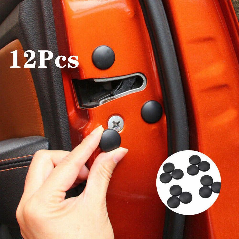 Автомобильная универсальная защитная крышка с винтом для двери, Модифицированная Защитная крышка с винтом для двери автомобиля, антикорро...