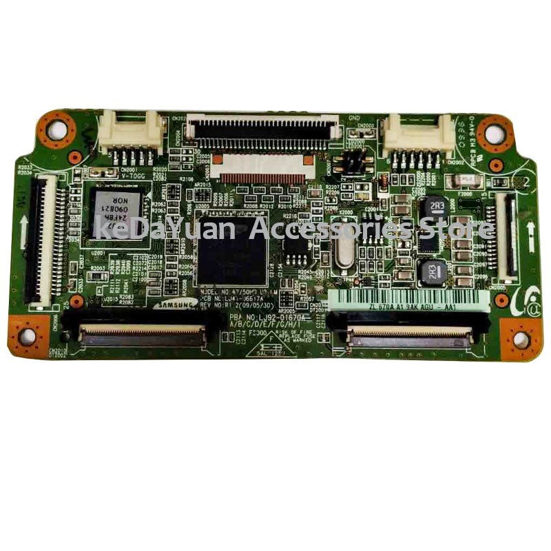 Envío Gratis 100% prueba trabajando para PS42B350B1 PT42638NHDX placa lógica LJ41-06617A LJ92-01670A