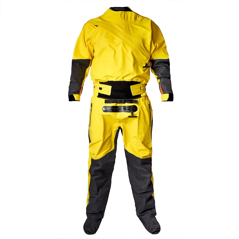 Kayaking Drysuits Drifting Surfing Diving Fishing Waterproof Breathable Dry Suit