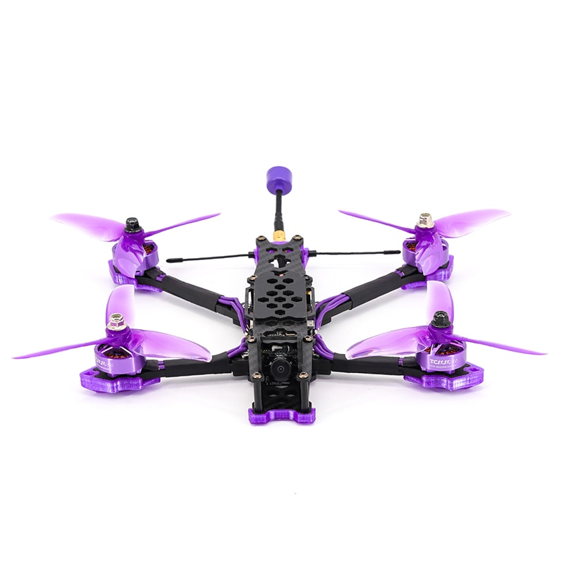 TCMMRC FPV RC Avenger Drone Racing RC Drone Remote Control  2306-1850kv brushless motor 50A Flying Tower Runcam Swift 2 HD drone enlarge