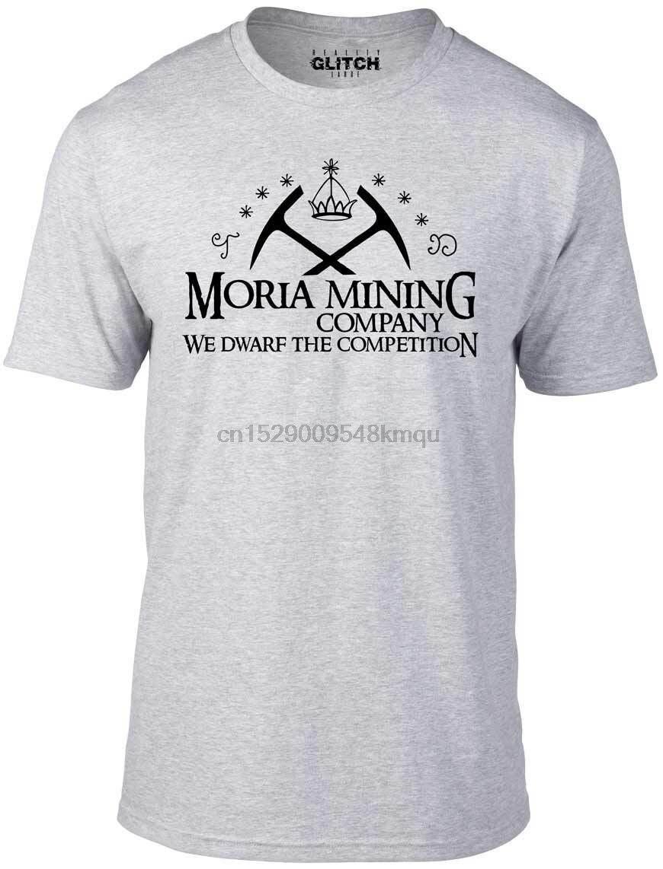 MenMoria Bergbau Unternehmen T-Shirt-GESCHENK FILM FILM HOBBIT BOX SET KOSTÜM SPAß Komfortable t shirtCasual Kurzarm T
