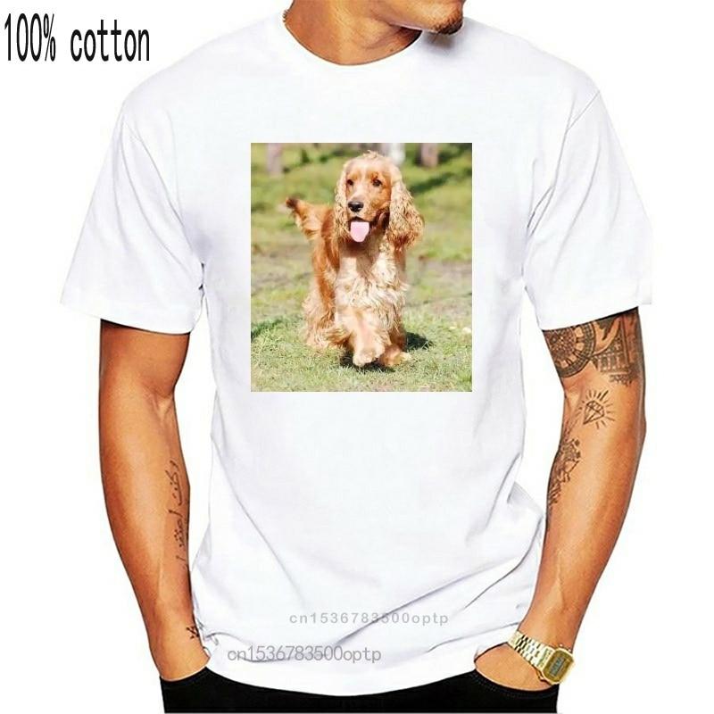 Cocker Spaniel DogSolid Cor T-Cor T-Shirtpure ShirtSolid cor t-shirtSlim Fit