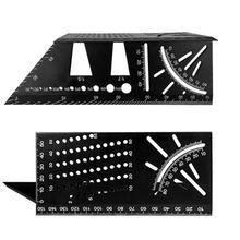 Bois Scriber marque ligne jauge queue daronde fabricant modèle Guide outil marquage jauge étrier règle charpentier outil de mesure
