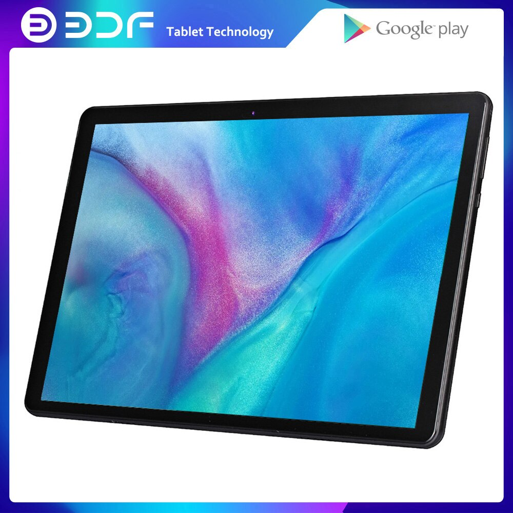 BDF 10 inch Tablet pc Android 9.0 2GB RAM 32GB ROM Dual SIM card 3G Phone call tablets Google play GPS 10.1 WiFi Bluetooth 10 1 inch octa core android 9 0 tablets 4g lte phone call tablet pc 2gb ram 32gb rom wifi google play gps dual sim card 1280 800