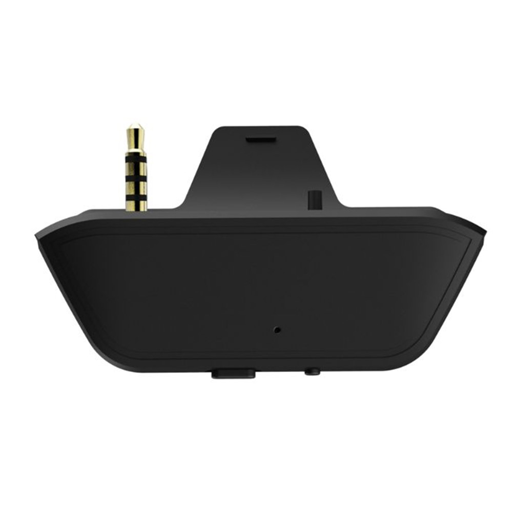 Delicado diseño Durable convertidor adaptador controlador 3,5mm Bluetooth adaptador de Audio para auriculares inalámbricos para Xbox One