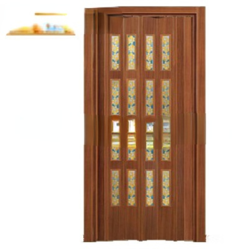 Puertas de PVC Plegables