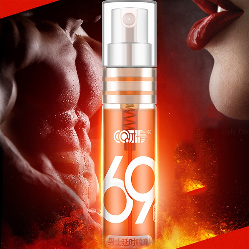 Спрей CQ 69 для задержки эякуляции, мужской спрей для задержки пениса, для наружного применения, защита от преждевременной эякуляции, продлен... недорого