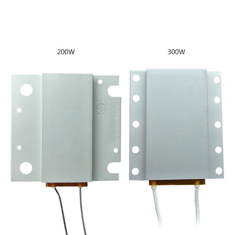 220V 200/300W Led removedor BGA demolición Chip soldadura placa de calentamiento PTC 260/270 ℃ X6HD