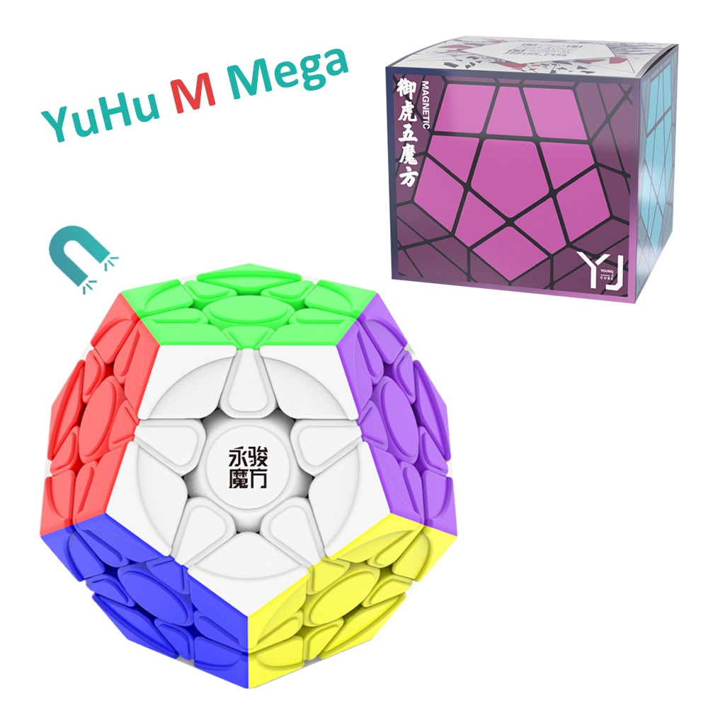GAN 3x3 Megaminxes Магнитный скоростной куб профессиональный GAN Dodecahedron 3x3x3 волшебный куб 12 Сторон головоломка игрушки для детей