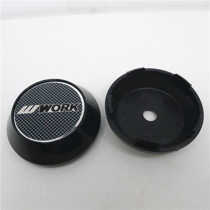 4 шт., колпачки на колесные диски, 65 мм, 45 мм