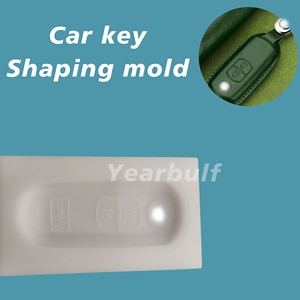 Handmade Car Key Cover Mould Key Skin Mould DIY Cold Pressed Leather Molding Tool Handmade Car Key Cover Car Key Cover Handmade