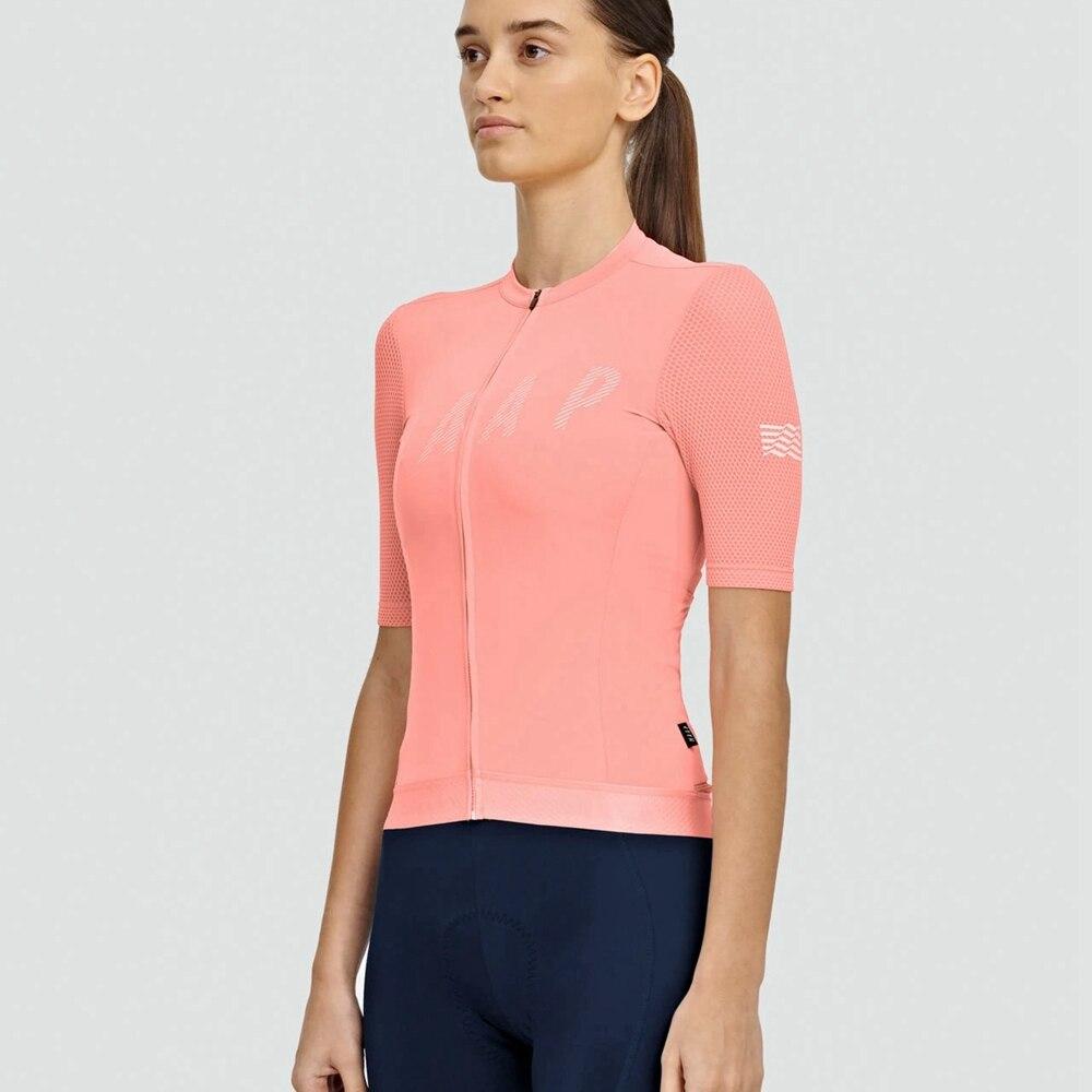 MAAP-Camiseta De Manga Corta Para Mujer, Maillot De alta calidad Para Ciclismo...