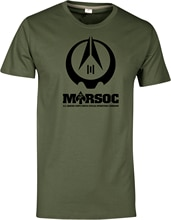 2020 Fashion T-Shirt Shirt Military Marines Marsoc Oliva Tees