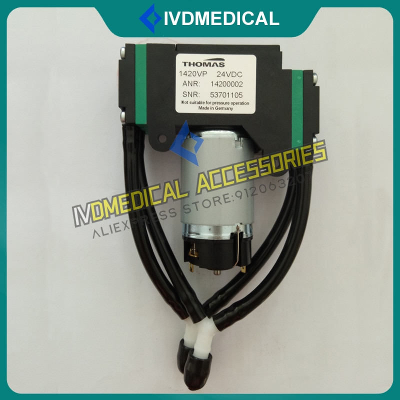 Original URIT U-670 Automatic Enzyme Label Washer Waste Liquid Pump THOMAS 24V DC Pump