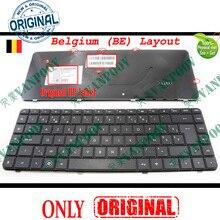 Клавиатура для ноутбука AZERTY, новая клавиатура для HP Compaq Presario CQ56 CQ62 Pavilion G56 G62 Black Belgium BE MP-09J86B0-886 605922-A41