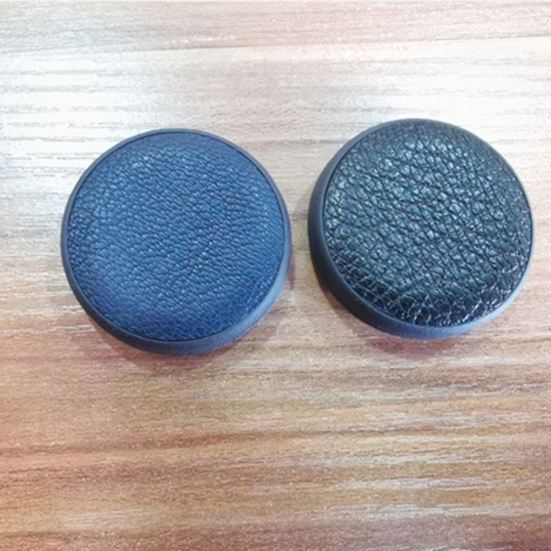 Double-Sided Leather Sound Coin Fashion Trendy And Cool Decompression Toys PPB Hand Spinner Antistress Toy Funny Gift enlarge