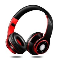 wireless headset bluetooth earphones and headphone for girls sport and sd card with mic hifi stereo ios android in phone