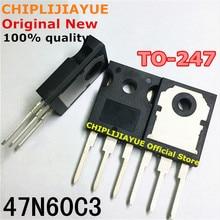 10Pcs 47N60C3 TO247 SPW47N60C3 To-247 Nieuwe En Originele Ic Chipset