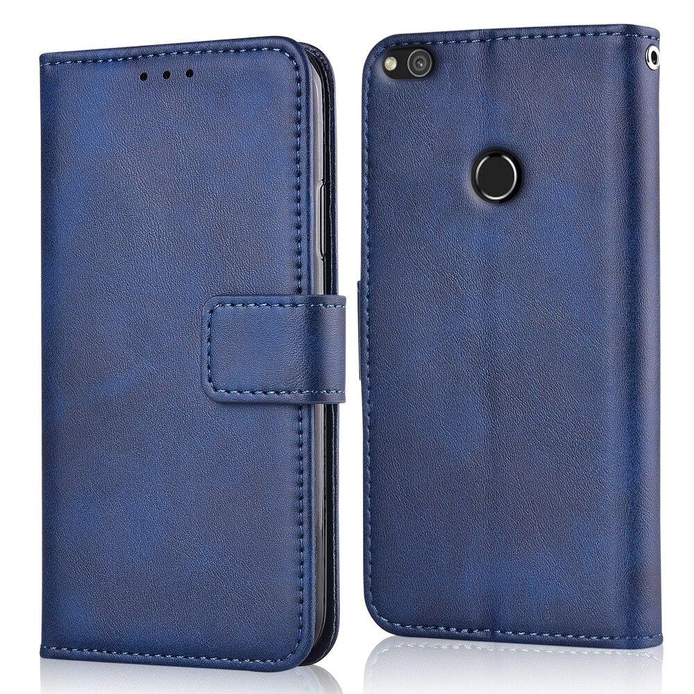 Funda de cuero con tapa para Huawei Honor 8 Lite 8 Lite PRA-TL10 para Huawei Honor 8 Honor8