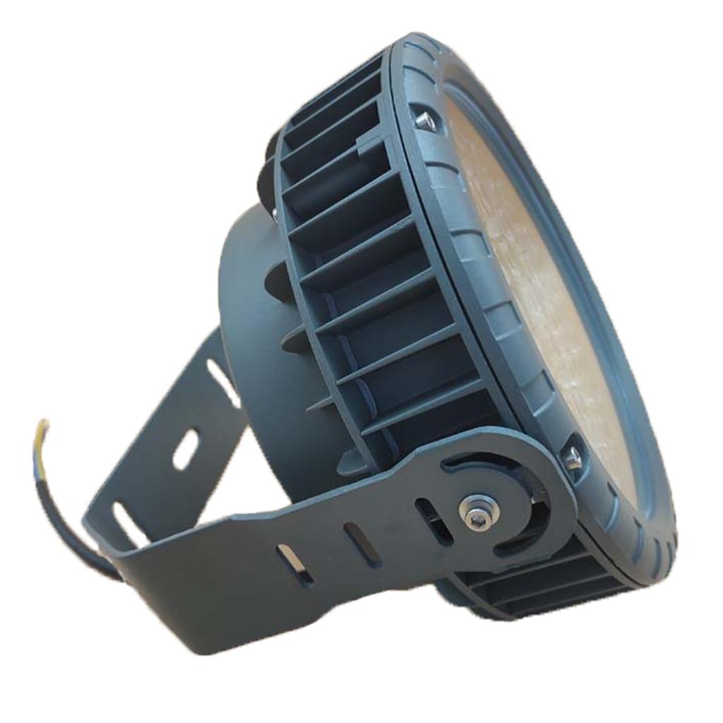 Reflector LED de 24W AC85-265V/DC24V IP65 Luz de fundición DMX512 RGB reflector LED cambiable para iluminación escénica de parques de construcción