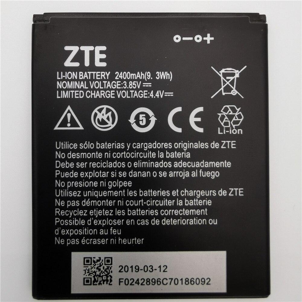 2019 Years 100% Original High Quality 2400mAh Li3824T44P4h716043 Battery For ZTE Blade A520 A521 BA5