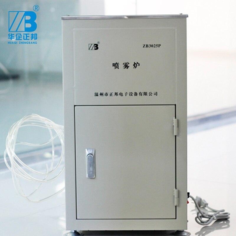 Fábrica diretamente pcb placa tnt máquina de pulverização de fluxo de solda em estoque