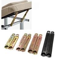 1pair adjusting hinge angle lifting rod 4 10 gear support bracket for sofa massage bed student desk cabinet door window hardware