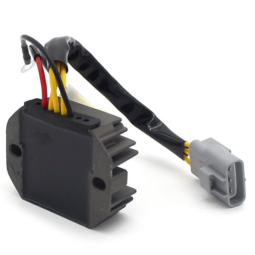 Rectificador regulador de voltaje de motocicleta para outboard Mercury 898103T14 853811T10 Mercury F25 F30
