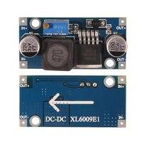 xl6009 dc dc booster module power supply module output is adjustable super lm2577 step up module voltage regulator
