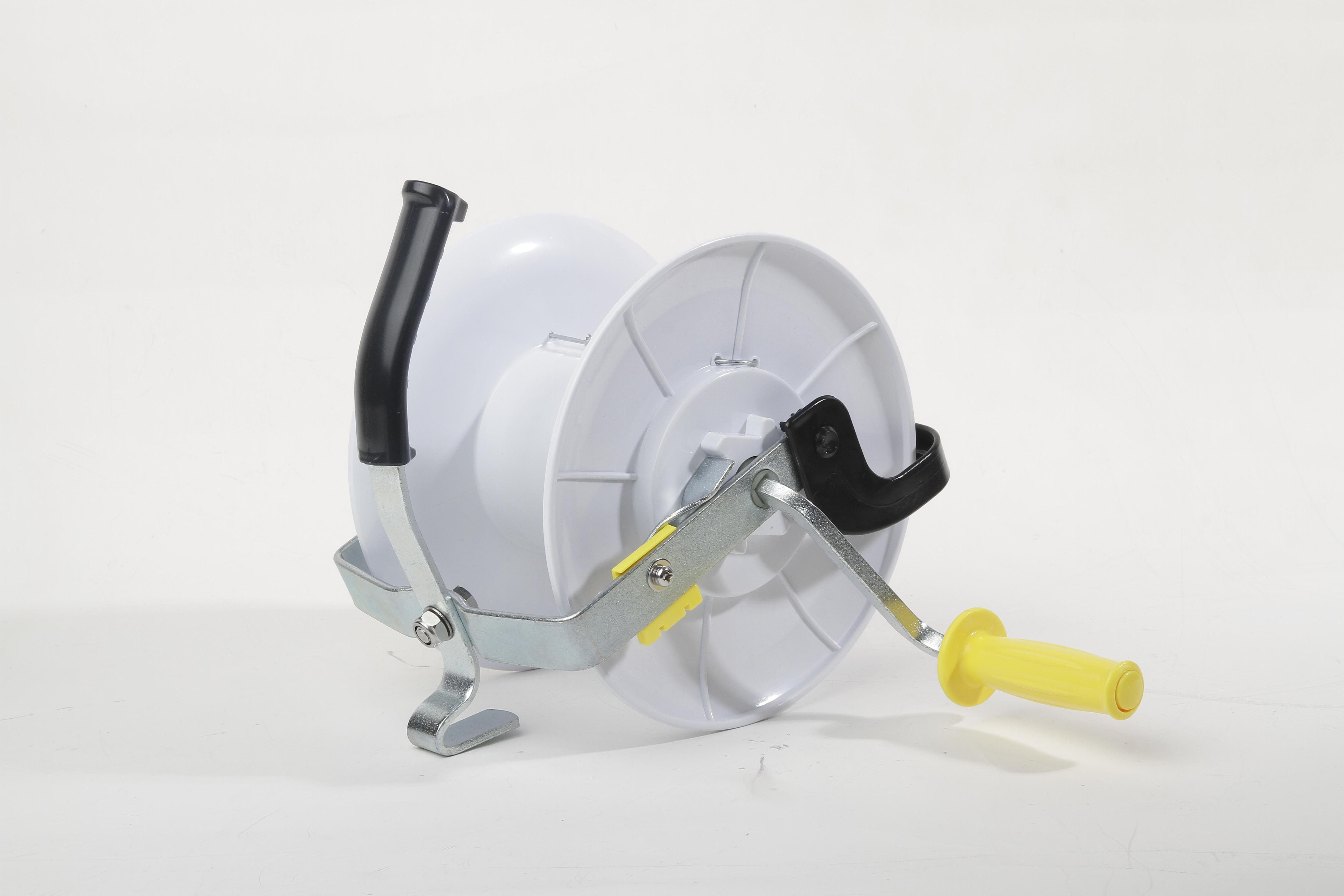 Fence farm reel 3:1 Geared Reel / Spool (3:1)ABS reel ,fishing reel free shipping reel nursing