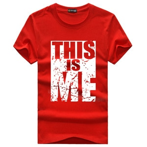 100% Cotton Free Shipping New Arrival Fashion Casual Short Sleeve T-shirt Men Plus Size Male Tops and Tees XXXL XXXXL XXXXXL 13