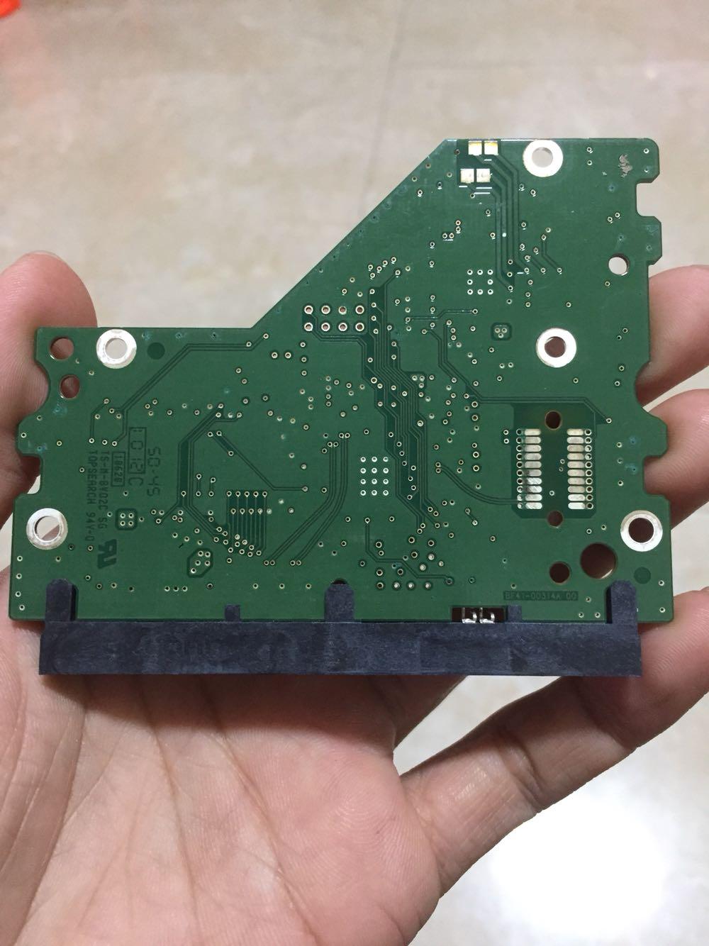 Запасные части для настольного жесткого диска, печатная плата для Samsung 3,5 SATA HDD, восстановление данных HD204UI HD203UJ HD102UJ HD204UI