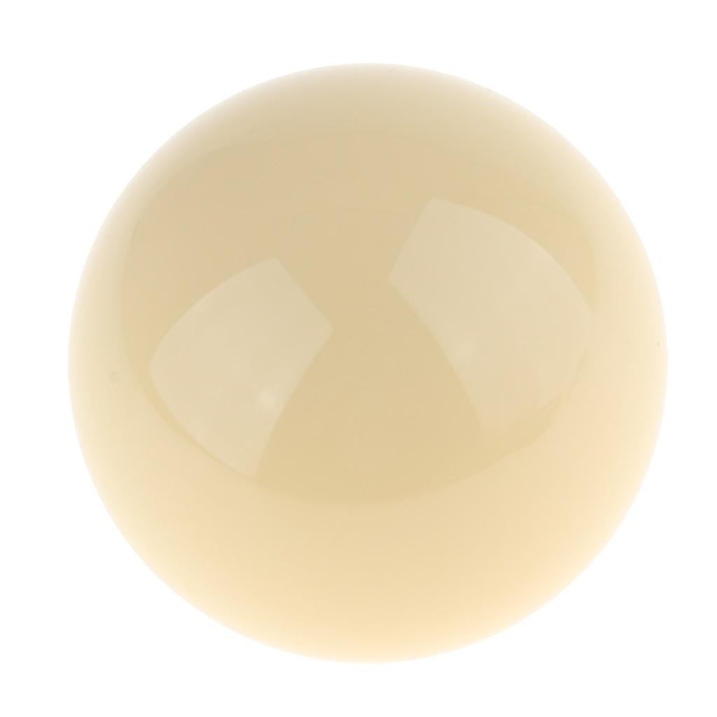 Accesorios para práctica de billar de resina, billar, 5,7 cm de diámetro