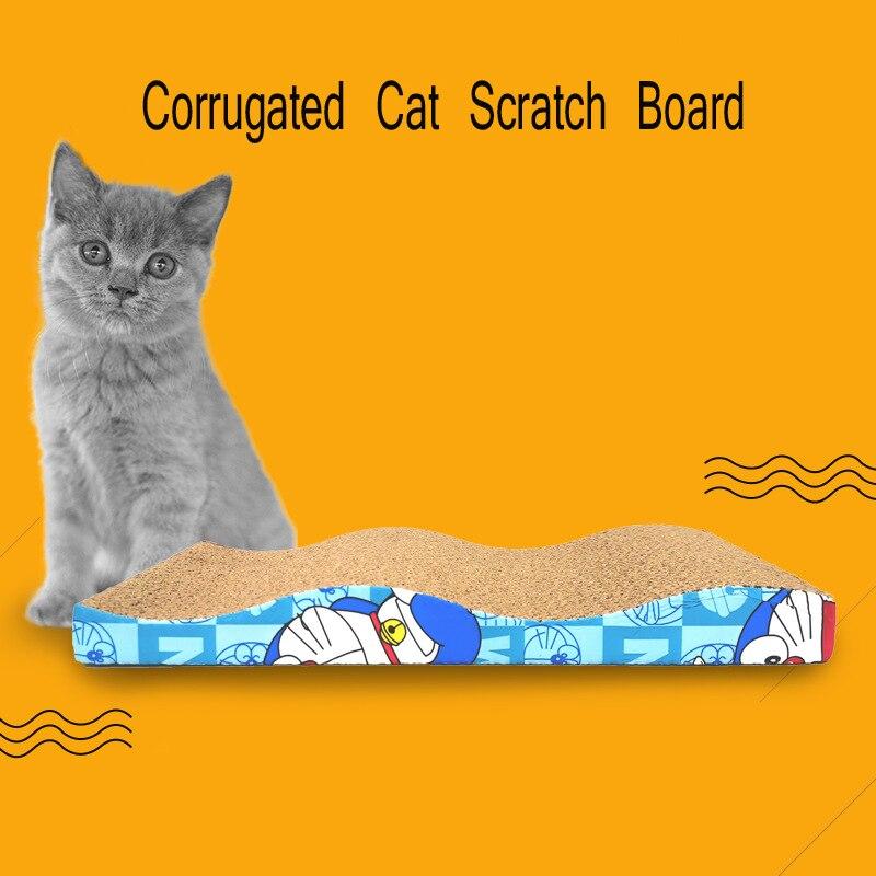 Кошачья Когтеточка из гофрированной бумаги, кошачья мята, кошачья Когтеточка, кошачья Когтеточка, игрушки для домашних животных, товары для...