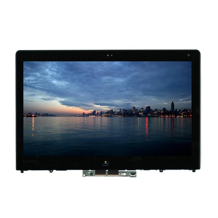 YogaP40 الأصلي جديد كامل لينوفو ثينك باد yoga460 اليوغا p40 FHD QHD LCD LED شاشة تعمل باللمس محول الأرقام الجمعية الحافة