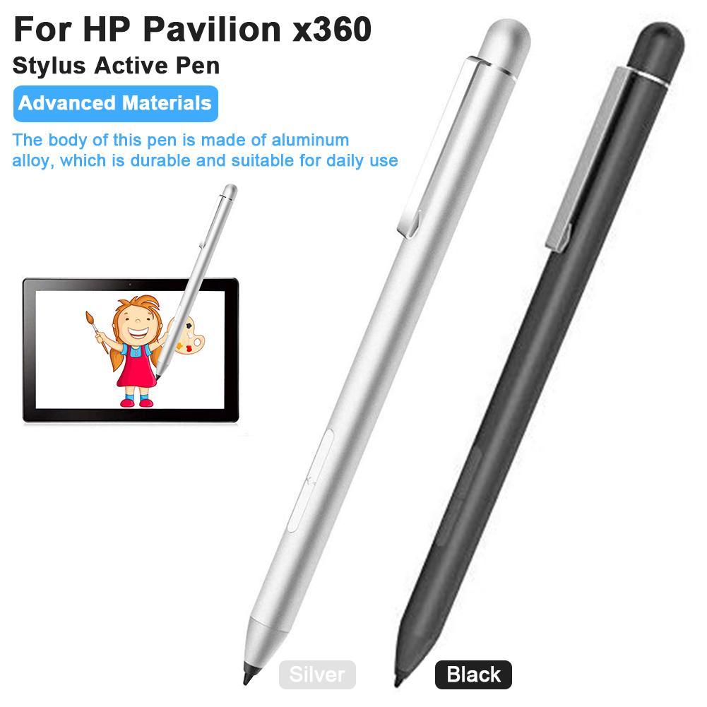 Stylo tactile en alliage daluminium pour Microsoft ASUS HP Sony Acer stylet stylo actif pas de stylet requis par le pilote