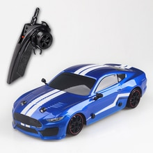 RC Car SHELBY GT 4WD Drift Racing Car Championship 2.4G Off Road Radio 39km/h Remote Control Vehicle