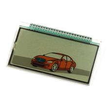 LCD display for Russian Logicar 4 way Car Alarm System Scher-Khan Logicar 3/4 lcd remote control Key