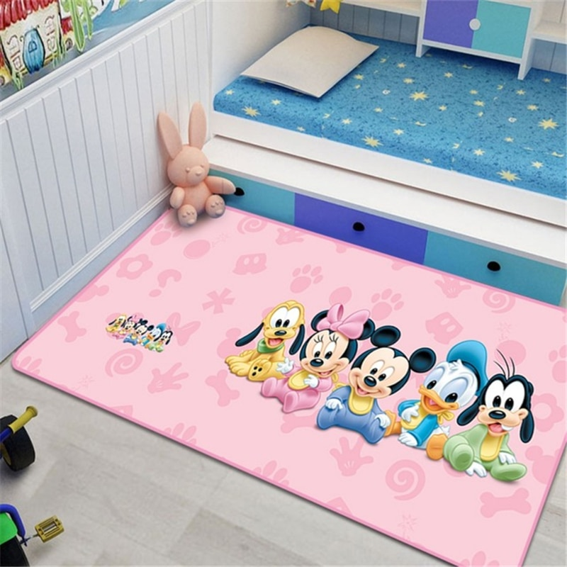 80x160cm Baby Play Mat Girls Rug Children Game Mat Carpet Bedroom Kitchen Carpet Indoor Bathroom Mat Play Mat Baby Gym