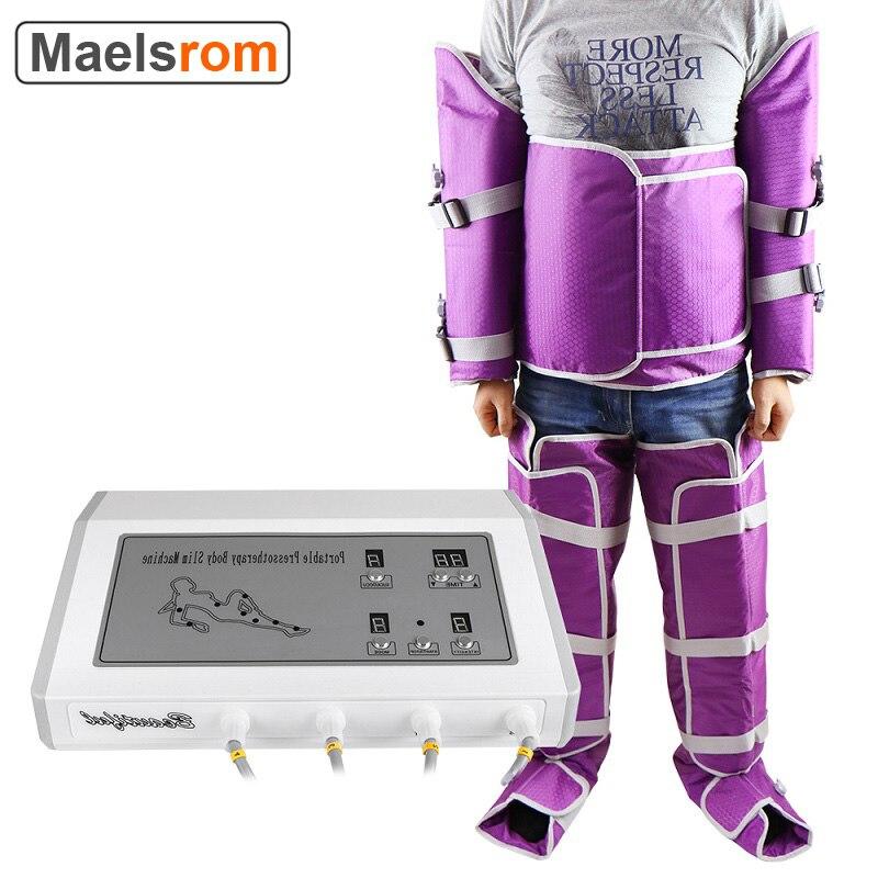 Прессотерапия крассветильник электрическая детоксикация воздуха лимфатический дренаж спа Потеря веса для похудения