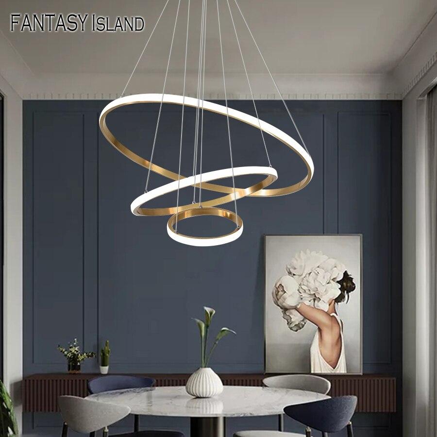 Современный подвесной светильник люстра для Гостиная Обеденная Кухня люстры потолочный светильник светильники
