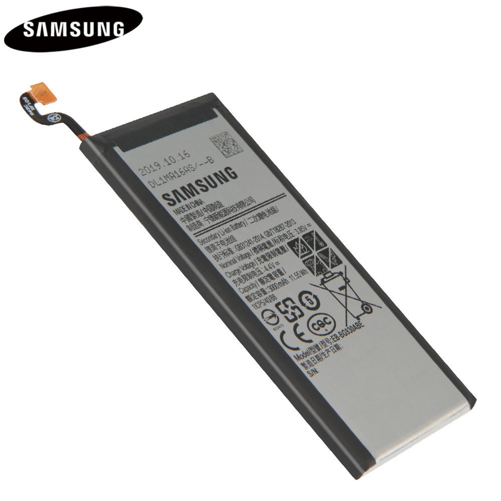Original Replacement Phone Battery EB-BG930ABE EB-BG930ABA For Samsung GALAXY S7 G9300 G930F G930A G9308 SM-G9300 3000mAh enlarge