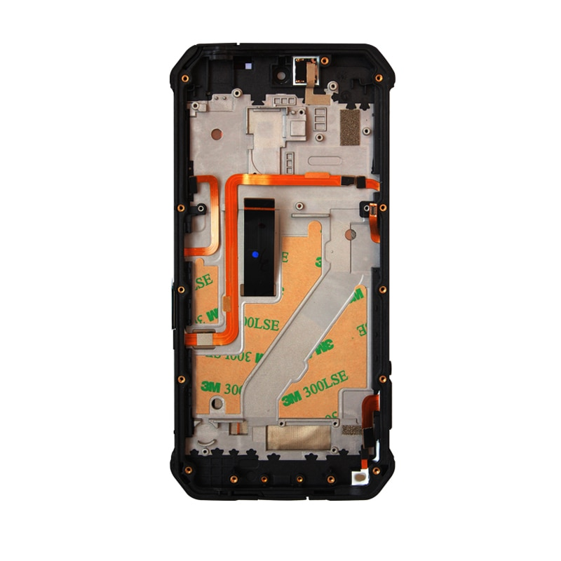 6.3 inch For Original ULEFONE Armor 9 9E LCD Display With Frame+ Touch Screen Digitizer Assembly Replacement Glass enlarge