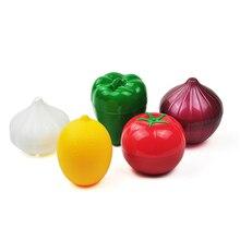 Voedsel Spaarders, Avocado Keepers, Opslag Container Voor Ui Citroen Peper Tomaat Knoflook, Keuken Gadget