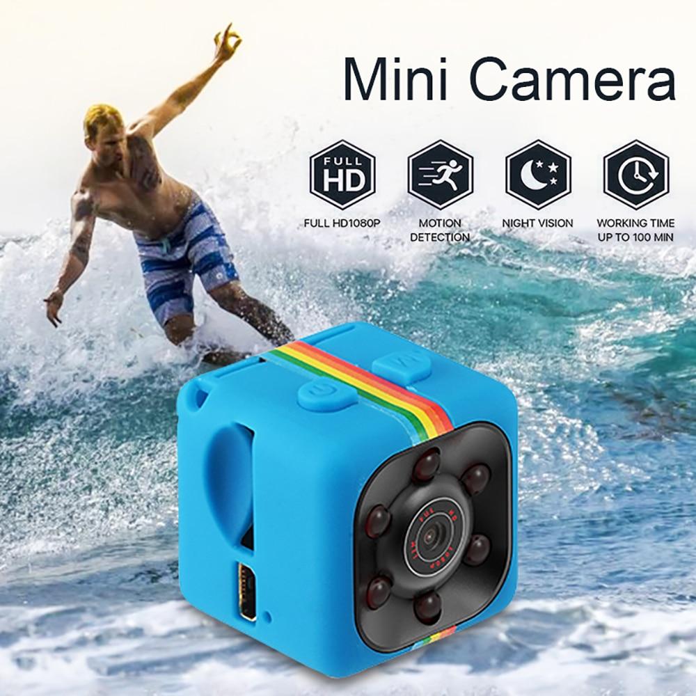 IP Mini Câmera Esporte DV Camcorder Motion Sensor Night Vision DVR Micro Câmera pequena Câmera de Vídeo HD 1080P cam SQ 11 Dropshipping