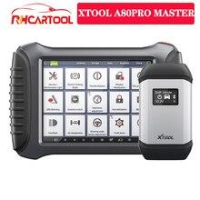 Автомобильный диагностический сканер XTOOL A80pro Master(H6Pro Master)OBD2 VCI J2534 ECU Программатор все программное обеспечение бесплатное обновление KO MK908P IM608