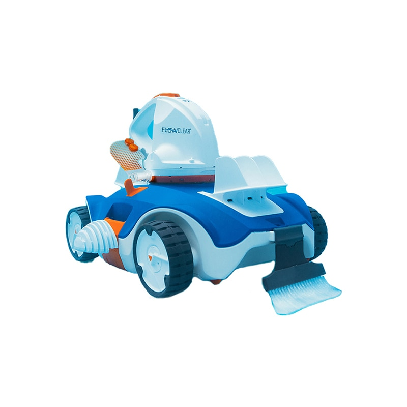 PTL Swimming Pool Sewage Suction Machine Automatic Underwater Vacuum Robot Bottom Smart Cleaning Equipment