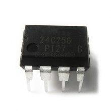 10 pièces/lot AT24C256-10PU-2.7 AT24C256 24C256 DIP-8 DIP8 nouveau original en Stock