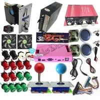 arcade diy kit cabinet accessoriespandora box 3d 4188 in 1 34pcs 3d games joystick button coin acceptor amplifier cable speaker